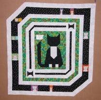 Cat Medallion top